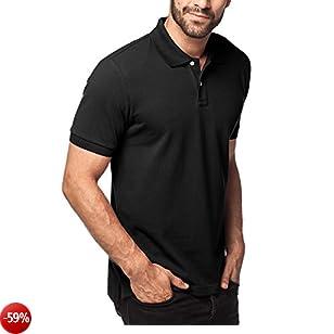 Lapasa Polo Uomo 100% COTONE PREMIUM classic fit