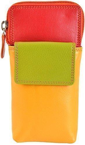 Golunski weiches Leder Brille/Brillenetui Geschenk-Box verschiedene Farben 7-123 - Gewürze, Medium, Medium