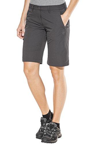 IVY by High Colorado Nos Chur 3 Trekking Shorts Damen anthrazit Größe 42 2017 Hose kurz (Hose Kurze Colorado)