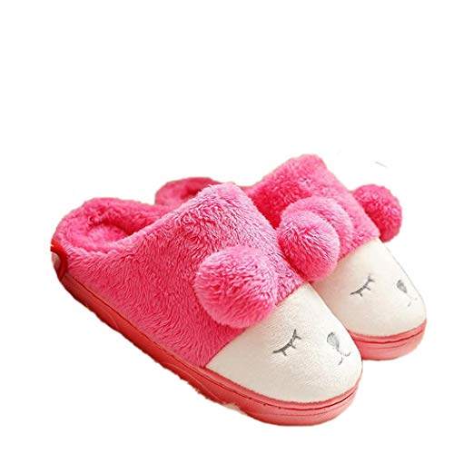 Frühling Stiefel Hausschuhe Männer Frauen Hause Weibliche Rutschfeste Haus Warme Plüsch Hallenboden Flip-Flops Slides Schuhe