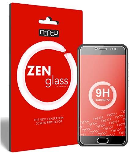 ZenGlass Flexible Glas-Folie für Ulefone Gemini Pro Panzerfolie I Bildschirm-Schutzfolie 9H I (Kleiner Als Das Gewölbte Bildschirm)