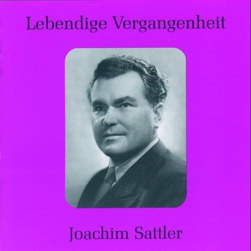 Lebendige Vergangenheit - Joachim Sattler