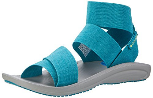 Columbia Barraca Strap, Chaussures Multisport Outdoor Femme Turquoise (Reef/zour 932)