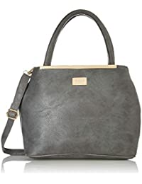 Nelle Harper Women's Handbag (Grey)