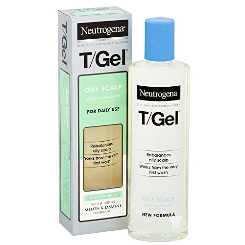 Neutrogena Oily Scalp 250ml - Gel Therapeutic Shampoo