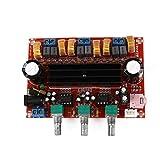 Clockeikan 6J1 Preamp Röhren Vorverstärkerplatine Kopfhörer-Verstärker Buffer Acrylic Case