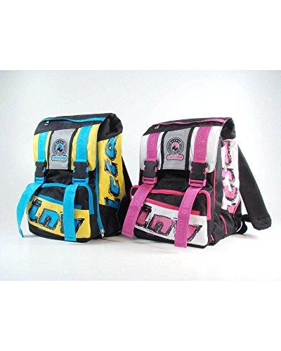 Rucksack Schulranzen Circuit Backpack Square verschiedene Farben