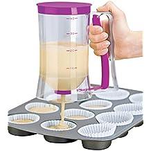 Itian Pancake Bateador Cupcakes De Dispensador