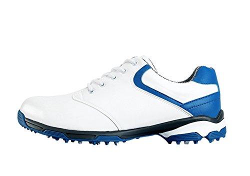 PGM Anti-Rutsch-Wasserdichte Golfschuhe mit Spikes für Herren -