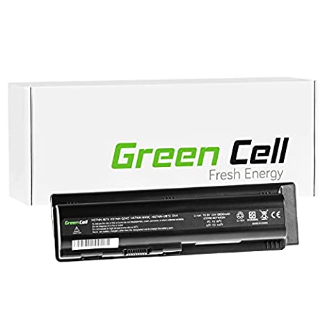 Green Cell® Extended Series Battery for HP Pavilion DV4-1210EA (9