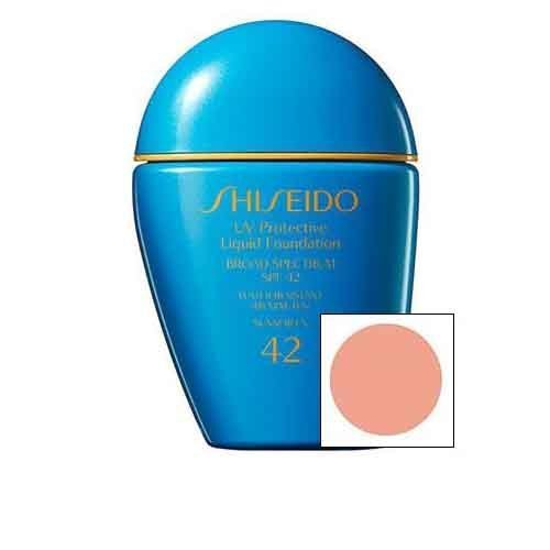 Shiseido Uv Protective Full-coverage Liquid Foundation SPF 42 (SP20 Light Beige) by Illuminations