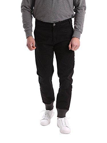 Gaudi jeans 62BU20001 Pantalone Uomo Nero 38