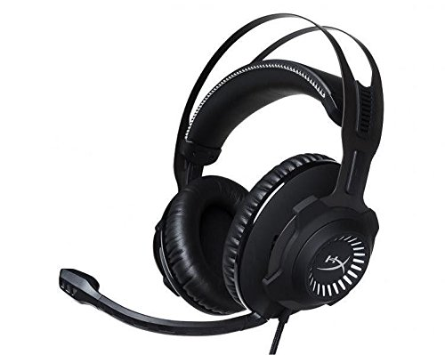 HyperX Cloud Revolver S - Auriculares para gaming (Dolby Surround 7.1, compatible con PC, Xbox One, PS4, Wii U, Mac)