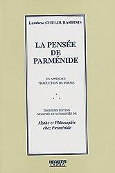 La pensée de Parménide