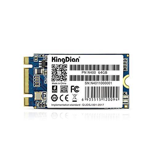 Docooler KingDian SSD NGFF M.2 Disque SSD Interne pour NGB 64 Go / 120 Go / 240 Go