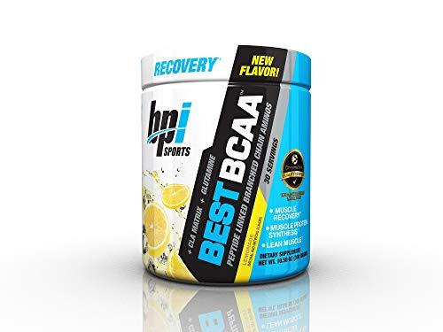 Bpi Sports Best BCAA (30 serv) Lemonade, 300 g