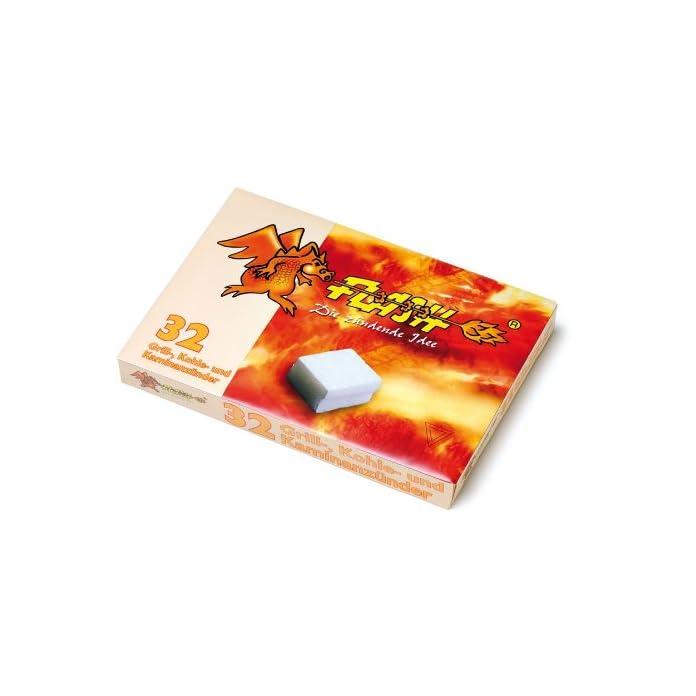 10 Kg Flash Grillanznder Kohleanznder Kaminanznder Bruchware