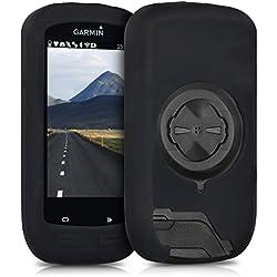 kwmobile Funda para Garmin Edge 1000 / Explore 1000 - protector para ordenador de bicicleta - Cover para GPS en negro