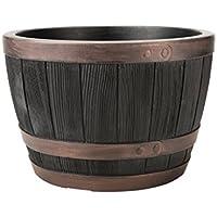 Stewart Blenheim Half Barrel, Copper Effect, 40 cm