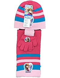 OFFICIAL LICENSED PRODUCT - Set de bufanda, gorro y guantes - para niña