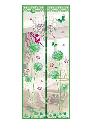 Magnet Moskitonetz Freisprecheinrichtung Vorhänge Tüll Fenster Tür Bildschirm, nicht mehr Mücken oder Insekten