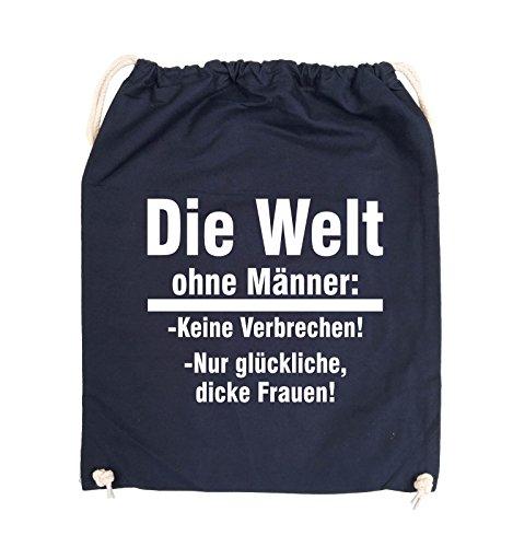 Farbe Die Navy Schwarz Welt Pink Verbrechen Männer ohne Weiss keine nur Comedy dicke 37x46cm Turnbeutel Bags Frauen xUS1S7