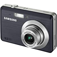 Samsung ES55 Digital Camera - Dark Grey (10MP, 3x Optical Zoom) 2.5 inch LCD