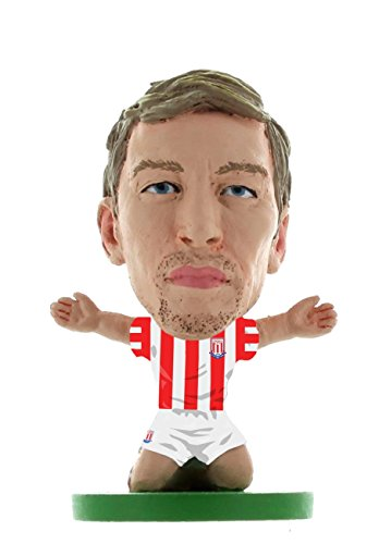 SoccerStarz-soc318-Stoke Peter Crouch-Kit de casa (Classic)/Cifras