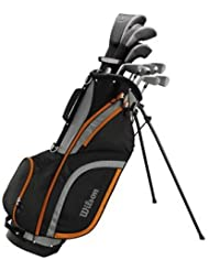 Wilson Mens X-31 Package Set (Graphite Shaft) 2017 Mens RH Mens RH