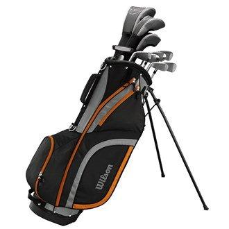 Wilson 2017 X31 High Launch Technology Mens Golf Package Set Graphite/Steel Right Hand (1 Inch (Gesicht Putter)