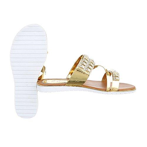 Muli Oro Sandali Moderni E Sandali design Donna Ital Sandali Da Scarpe Moderni Donna Da SqaAgg