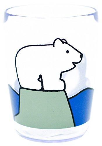 Mepal Trinkglas 200 ml, Kunststoff, Zoo, cm, 6.8 x 6.8 x 9.1 cm, 1 Einheiten