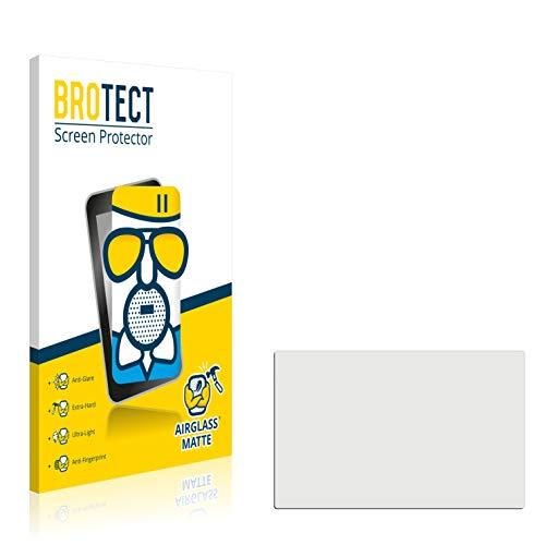 BROTECT Premium AirGlass Matte Film de protection en verre pour Panasonic Lumix DC-TZ90 (extrêmement résistant, ultra-fin, mat et anti-reflet, anti-empreintes digitales, application sans bulles d'air)