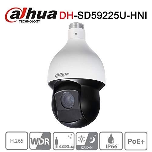 Dahua 2MP PTZ IP Kamera SD59225U-HNI 25x Starlight IR 150m Netzwerkkamera Englisch Version Upgrade -
