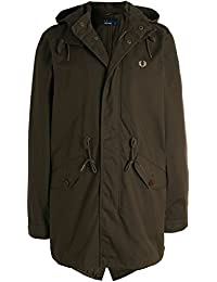 Fred Perry Fp Fishtail, Trench Coat Homme