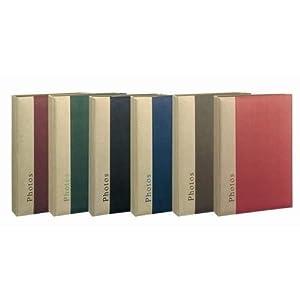 Henzo Chapter Fotoalbum für Format 10x 15, für 300Fotos, Farben Sortiert, 5020700