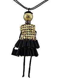Suchergebnis auf für: goldenes kleid lang: Schmuck