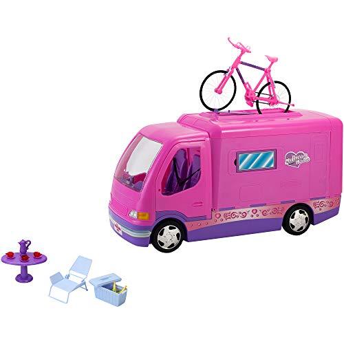 Donna- camper bambola fashion, colore rosa, c.t. 00425