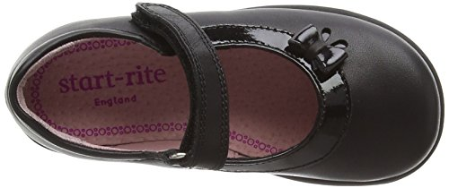 Start Rite Maria, Mary Janes Fille Noir (Black)