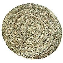 Amfombra de esparto de 60cm diametro