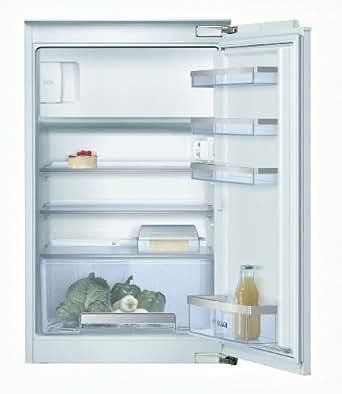 Bosch KIL18A75 Einbau-Kühl-Gefrier-Kombination / A+++ / Kühlen: 117 L / Gefrieren: 17 L / weiß / Abtauautomatik / ComfortLight Beleuchtung