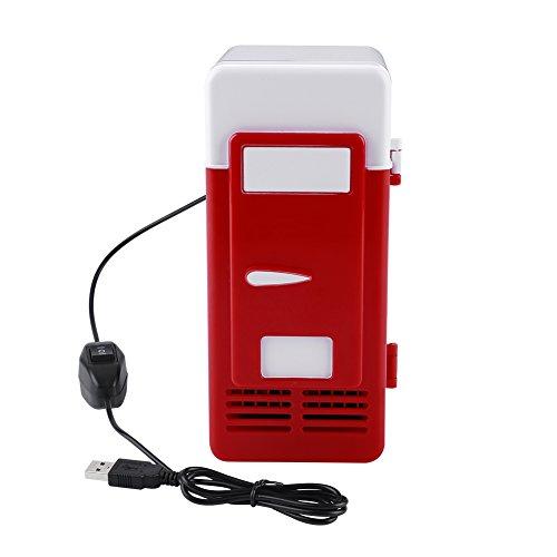 Tangxi Bebida Nevera Mini Ideal para latas de refresco Apply to USB...