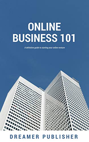 Book cover image for Online Business 101