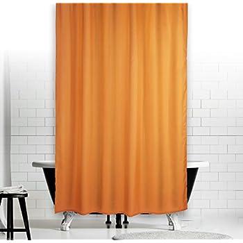 De luxe textile rideau de douche noir ray 240x200 cm bagues noir inclue 240 x 200 extra large - Rideau douche luxe ...