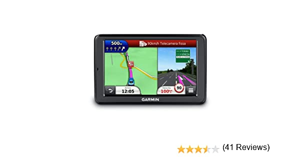 GPS Auto Garmin n/üvi 2545 Cartes Europe 24 pays 5 pouces