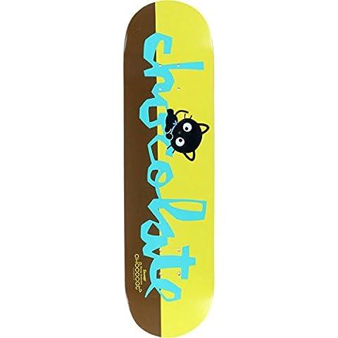 Chocolate Skateboards X Sanrio Chococat Teal Kenny Anderson 8,125