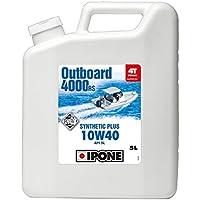 Ipone 800574Olio motore Outboard 4000Rs 4Tempo sintetici più 10W40motore