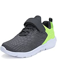 AFFINEST Unisex-Kinder Sportschuhe Fashion Seakers Breathable Leuchtschuhe Freizeitschuhe Jungen Outdoor Schuhe mit Multicolor