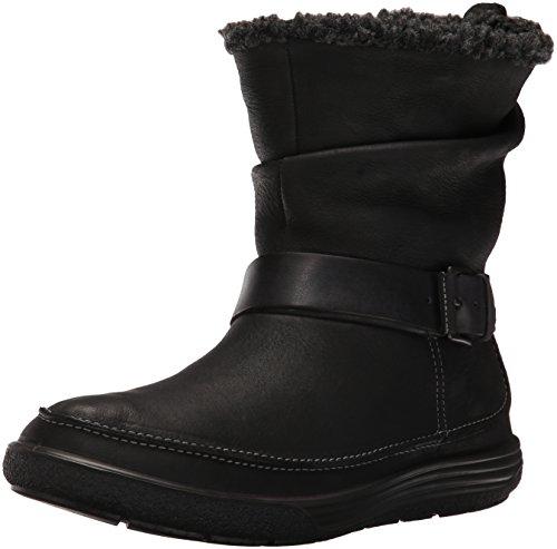 Damen Schwarz Chase Stiefel Ii Black51707 Black Ecco Kurzschaft UASRqnHH