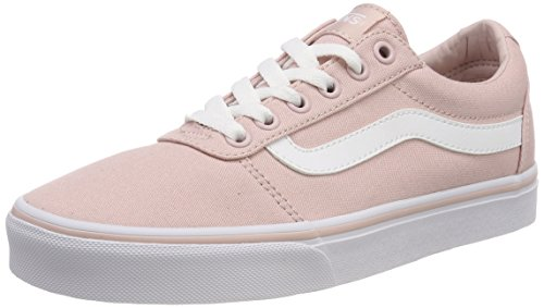 Vans Damen Ward Sneakers, Pink ((Canvas) Sepia Rose Oln), 39 EU